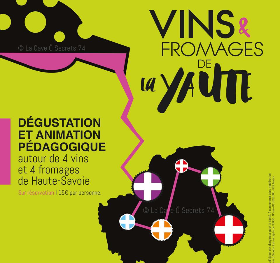 Fromages et vins de Haute-Savoie
