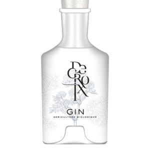 Decroix, un gin vivant, vibrant.
