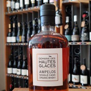 whisky hautes glaces Ampelos