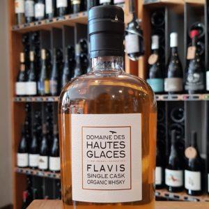 Flavis Single Cask Organic Whisky