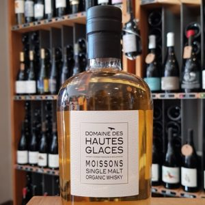 whisky hautes glaces single Malt